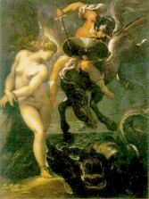 Morzonne Perseus and Andromeda
