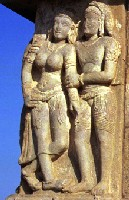 Romantic couple (mithuna)