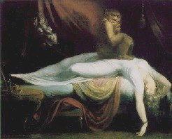 Henry Fuseli Nightmare