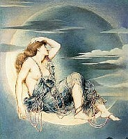 Evelyn De Morgan Luna