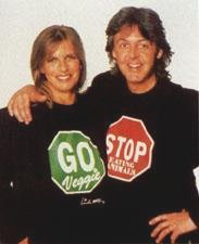 Linda and Paul McCartney: