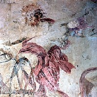 Hades carrying Persephone off