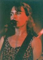 Susanna Hoffs (the Bangles) singing