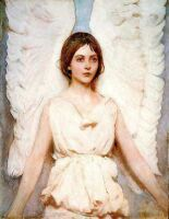 Abbot Handerson Thayer Angel