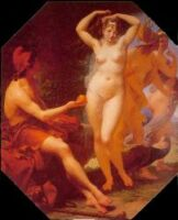 Jean Regnault Judgement of Paris